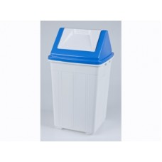 Κάδος απορριμμάτων πλαστικός παλλόμενος 20 LT