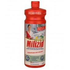 Dr.Schnell Milizid Tropical 1Lt Καθαριστικό για μπάνιο, καθαριστικό για μπανιέρα και είδη υγιεινής