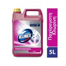 KLINEX PROF. ULTRA EXTRA POWER PINK 5LT ΧΛΩΡΙΝΗ ΠΑΧΥΡΕΥΣΤΗ