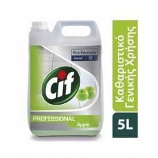Cif PROFESSIONAL APC APPLE 5LT