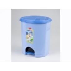 Κάδος απορριμμάτων πλαστικός με πετάλ 7Lt