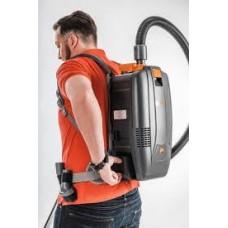 TASKI AERO BP B (7524498), Σκούπα Απορρόφησης Σκόνης (Back Pack)για σκληρές  επιφάνειες και χαλιά-μοκέτες