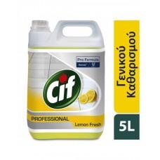 Cif Prof. APC Lemon Fresh Καθαριστικό γενικής χρήσης 5Lt (7517872)