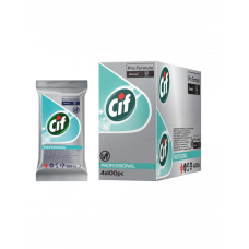 Cif Professional Πανάκια Γενικού Καθαρισμού  πακ 100τεμ.