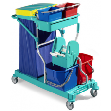 GREEN 400- TROLLEY - RILSAN STRUCTURE