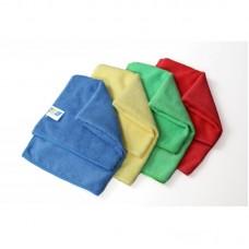 NOVA ULTRA STRIPE ΜΙΚΡΟΙΝΑΣ ΓΕΝΙΚΟΥ ΚΑΘΑΡΙΣΜΟΥ πακέτο 4τεμ. (μπλέ,κόκκινο,πράσινο,κίτρινο)   1ΣΕΤ